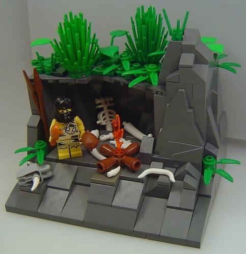 The Caveman 02