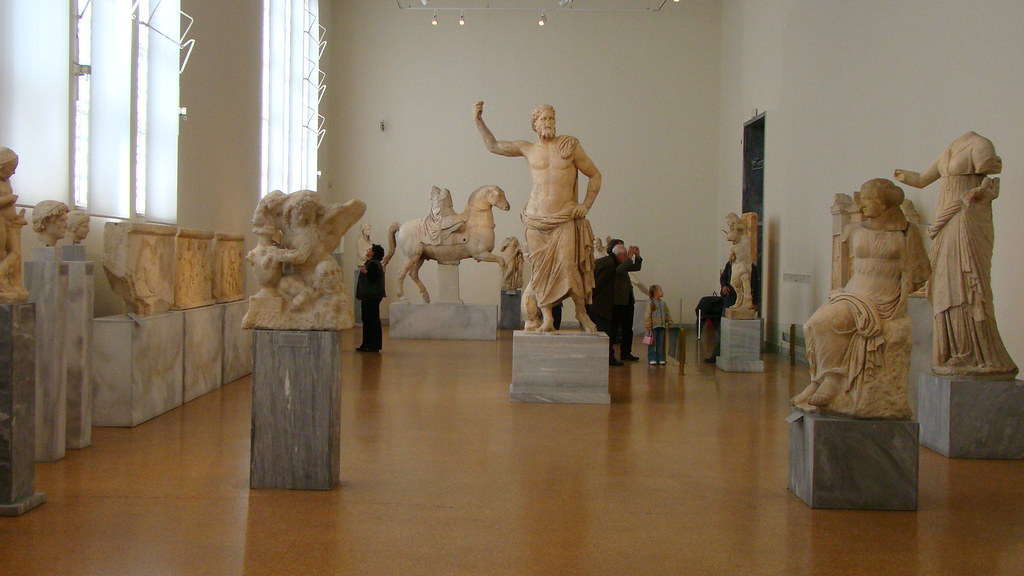 Athens Archeology Museum | VasenkaPhotography | Flickr