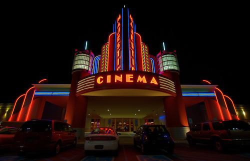 The Majestic Cinema- Milwaukee   by haban hero