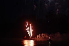 fireworks in Scheveningen
