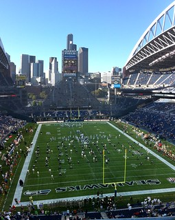 Field at Seahawks Stadium | by J.P.'s Photos
