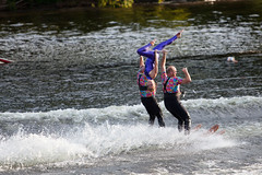 U.S. Water Ski Show Team - Scotia, NY - 10, Aug - 27 by sebastien.barre