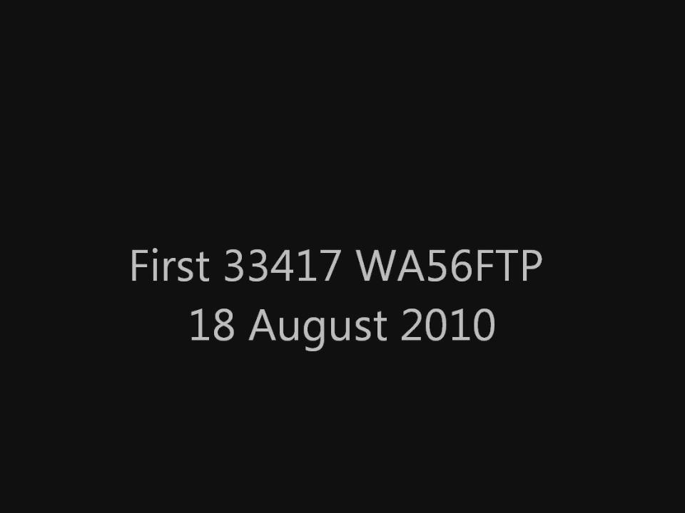 First 33417 WA56FTP