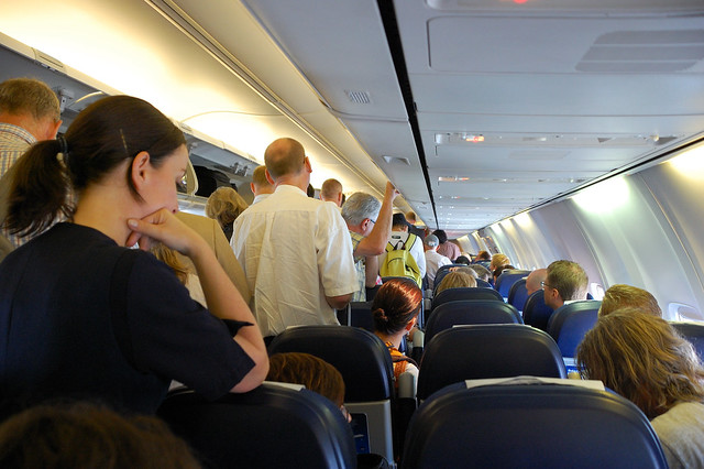 SAS Flight SK1419