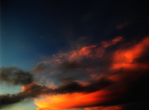 blue light sunset red sky orange cloud black color colour colors beautiful yellow clouds contrast dark fire twilight colorful skies colours dusk deep sunsets lovely dim fiery sunsetting skyfire fieryclouds deepsky fierysky goldenclouds dusklight orangeclouds worldonfire orangecloud justclouds goldencloud