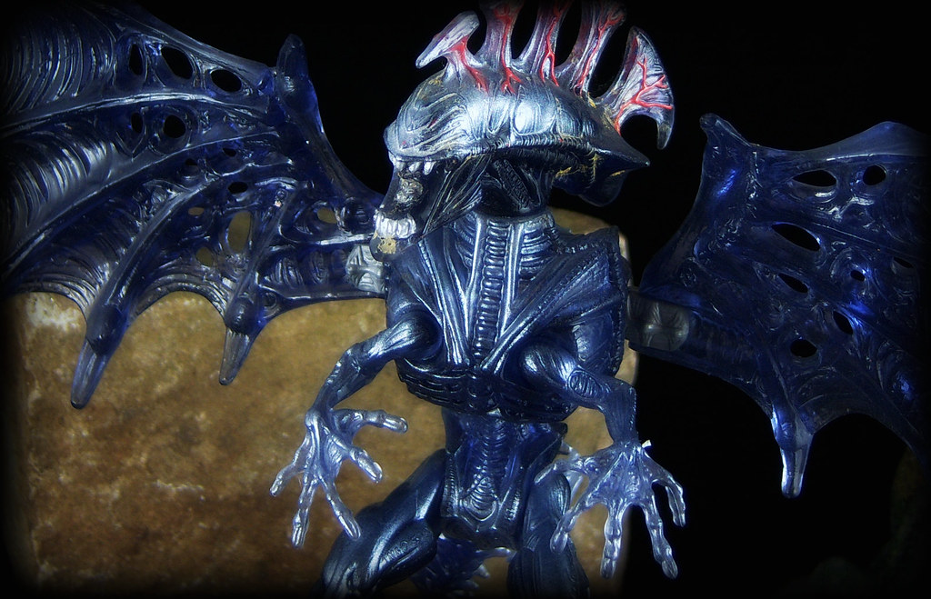 Kenner Aliens Flying Alien Queen Ed Speir Iv Flickr