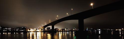 Itchen Bridge Panorama | by Hexagoneye Photography