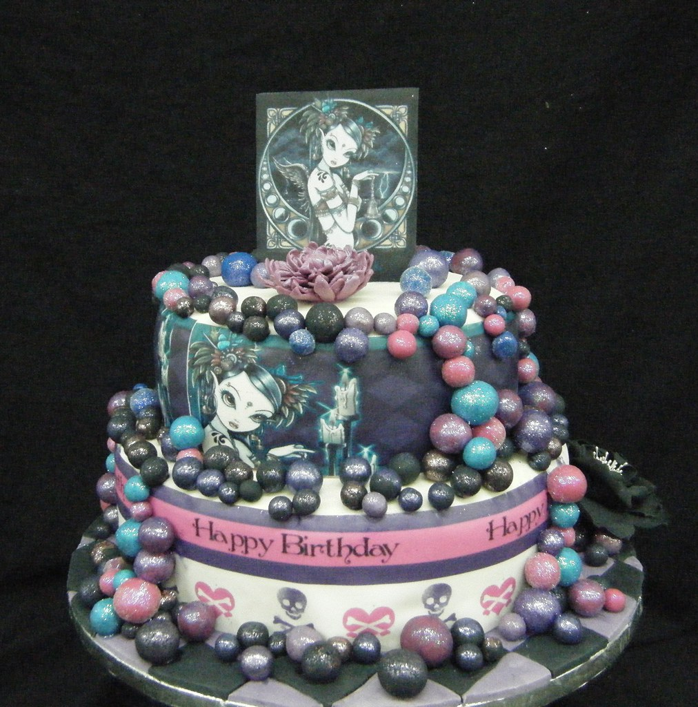 Pleasant 15 Year Olds Birthday Cake Dont You Love It When You Do F Flickr Funny Birthday Cards Online Fluifree Goldxyz