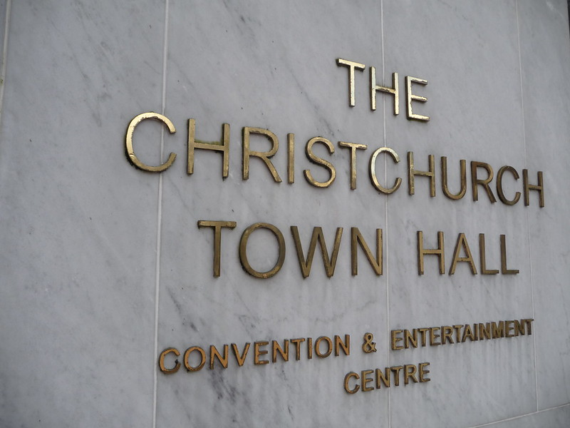 Christchurch Town Hall