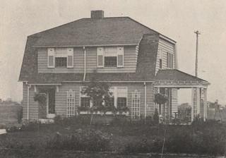 1812 Bedford Road in 1919