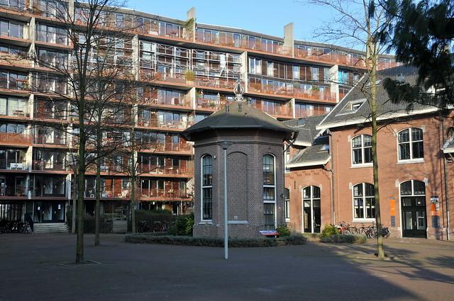 'Hotel de Windketel' Watertorenplein Amsterdam