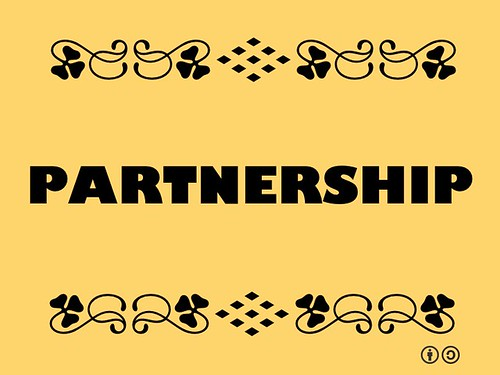 Buzzword Bingo: Partnership = An association or organization in which two or more individuals or institutions pool skills, financial resources and other strengths. | by planeta