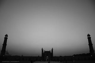 Badshahi Mosque | by Khizar Rajput