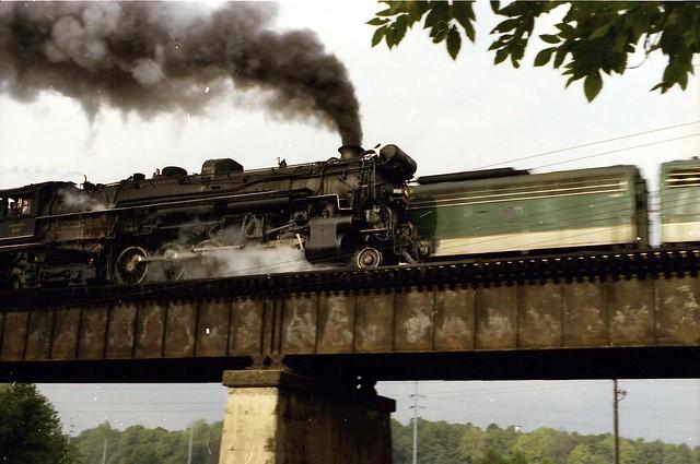 Texas & Pacific 610 aka Southern 610
