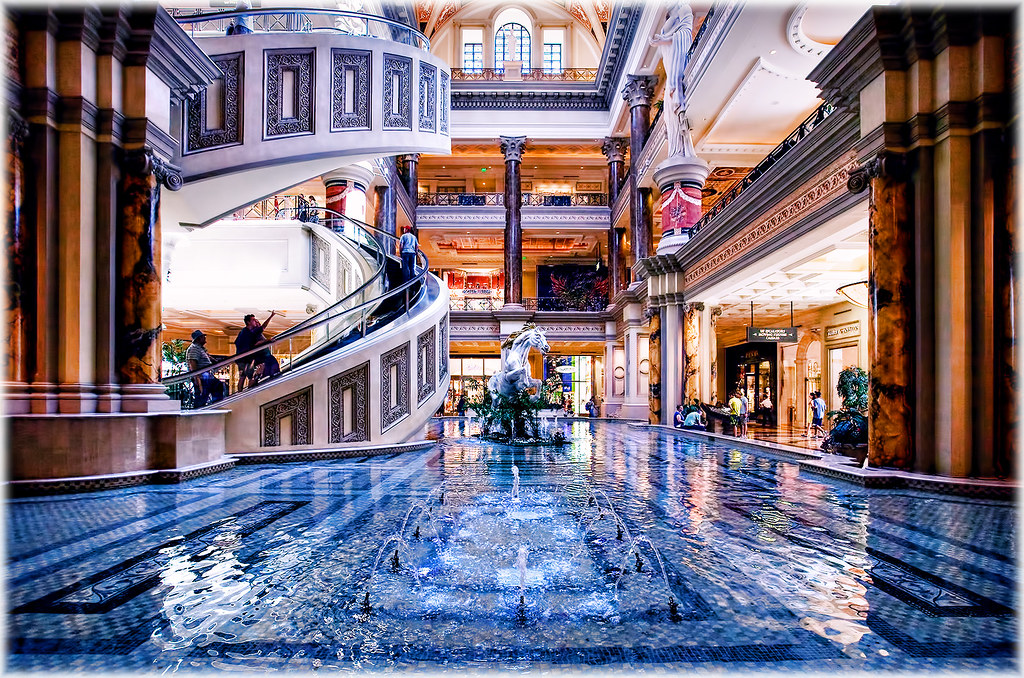 The Forum Shops at Caesars | The completely over-the-top For