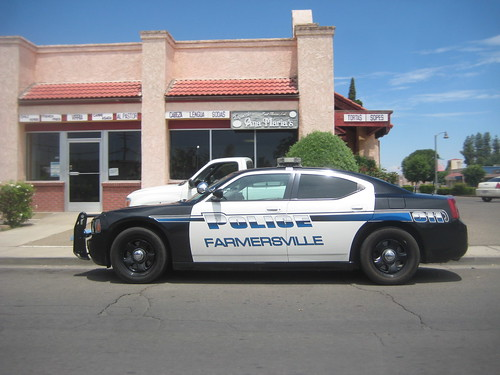 weather drive views freeway policecar vehicle dodge parked southerncalifornia charger sights centralvalley farmersville sightsee
