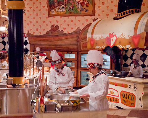Queen of Hearts Chefs | by Peter E. Lee