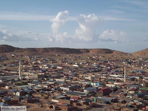 africa city las view east somalia somaliland sool puntland gobolka cayn magaalada anod sanaag laascaanood muuqaal