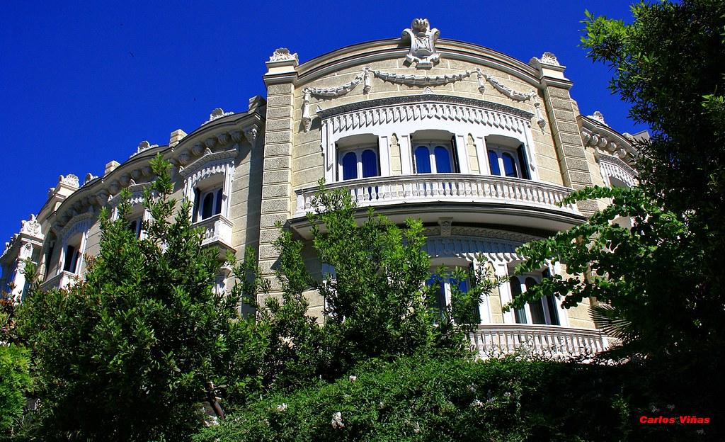 Palacio Marquesa De La Oliva Calle General Martinez Campo Flickr
