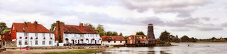 Langstone Mill and Royal Oak Panorama | by Hexagoneye Photography