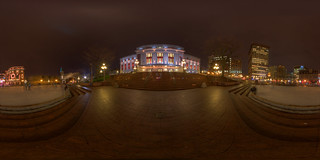 Youville RAW Equirectangular - Panorama in Quebec City | by haban hero