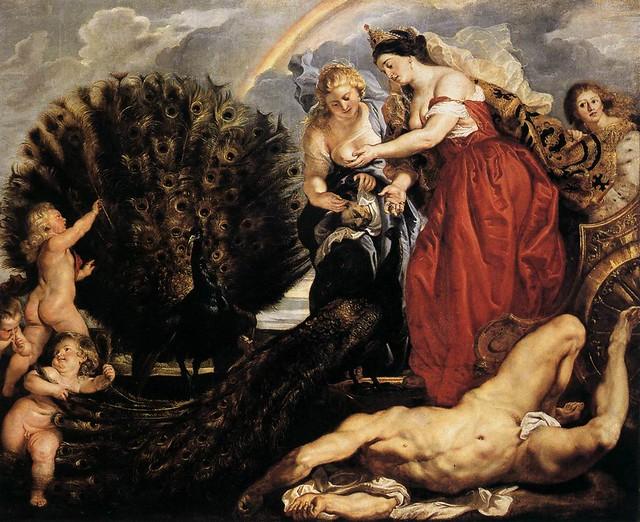 +1611 Hera y Argos