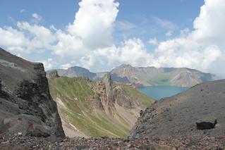 Mount Paektu North Korea