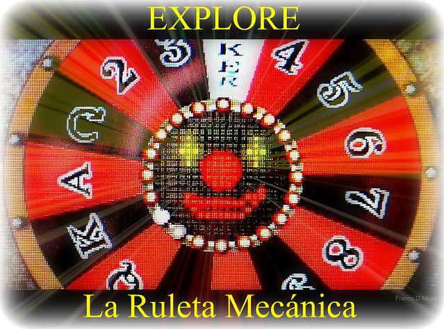 EXPLORE (La ruleta de los imbéciles) / The fools' roulette