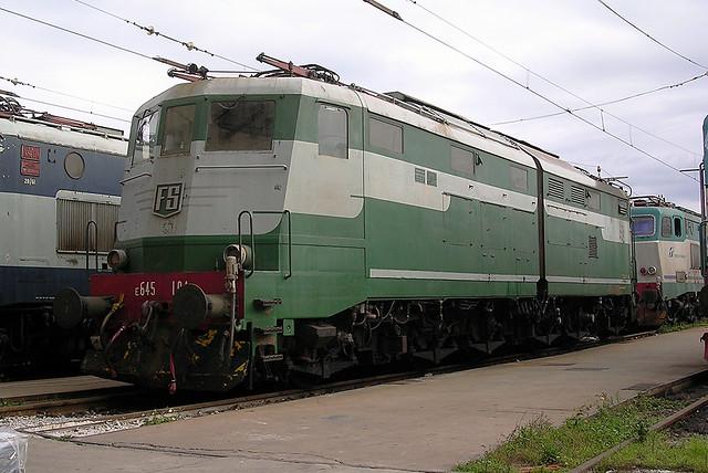 E645.104 - DL Livorno - 9 gennaio 2005