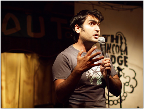Kumail Nanjiani @ The Hideout