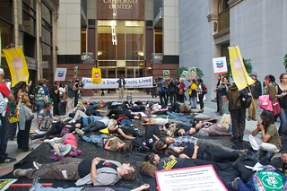 Make Big Oil Pay march to Chevron, EPA & BP 174
