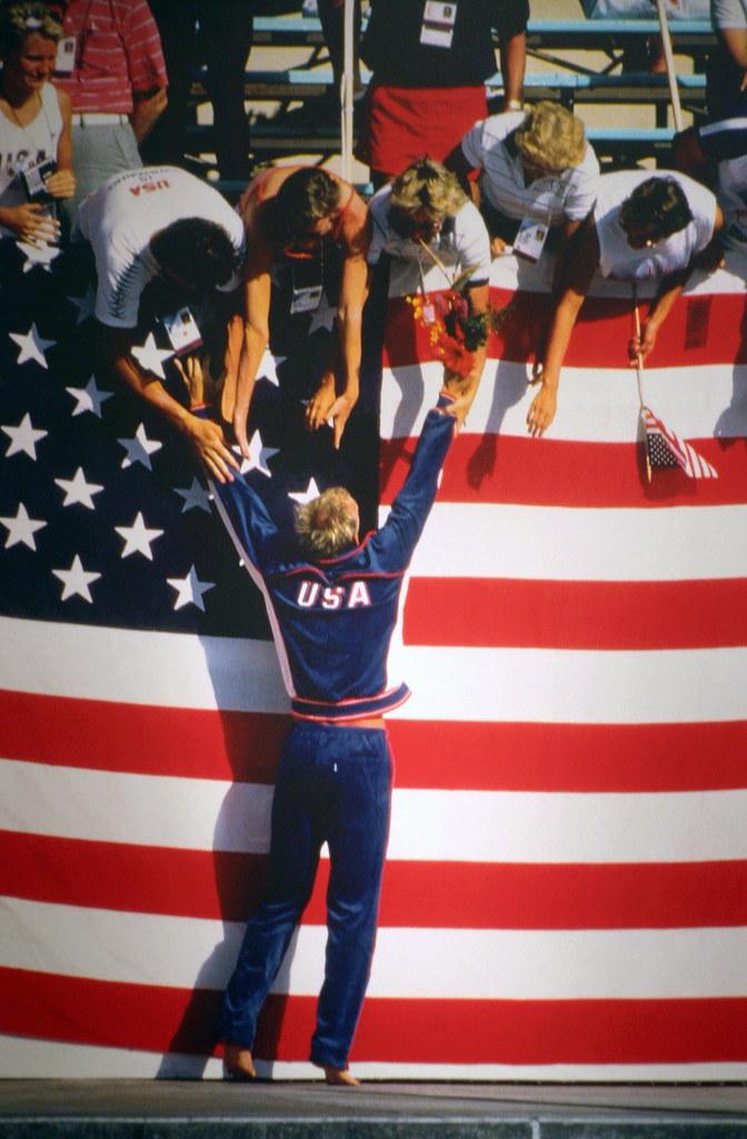 olympics in los angeles