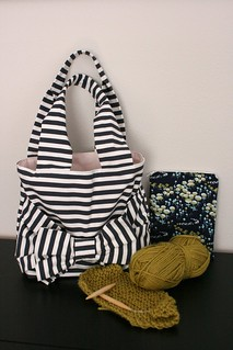 knitting tote | by skirt_as_top