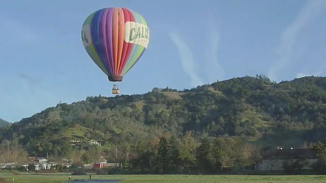 Calistoga Balloon