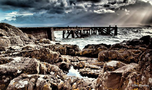 Portencross Scotland