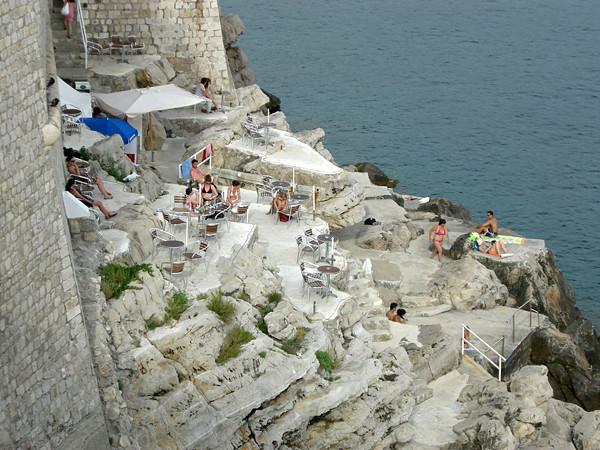 Croatia 2010 Buza Bar