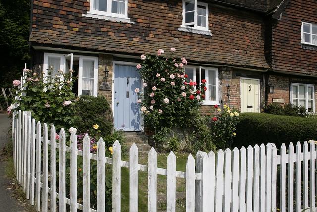 Beautiful cottages - kent