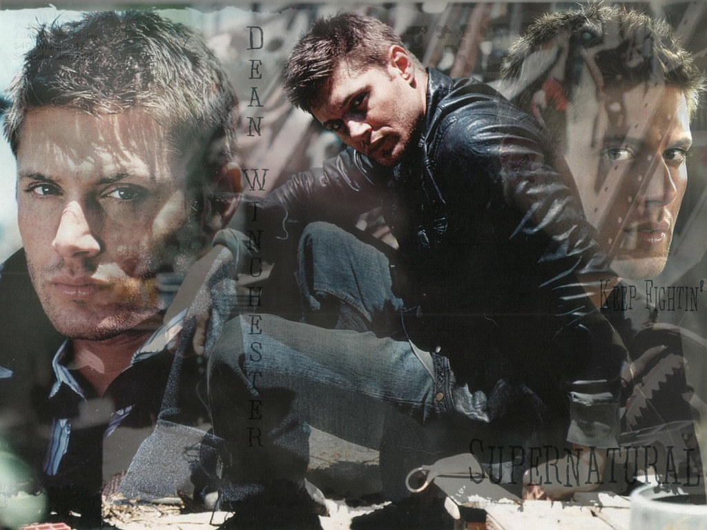 Dean Winchester Wallpaper With0rwithoutyou Flickr