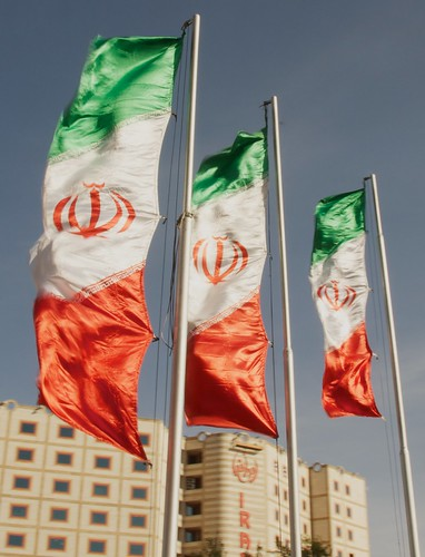 Iranian Flags | by A.Davey