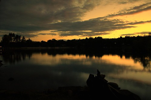 sunset nikond100 adirondacks upstatenewyork d100 hadlockpond fortannny adirondackpark justclouds nikkor18105mmlens lakegeorgewilderness