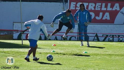 DSC00005 Entrenamiento del Puebla FC de cara al torneo SuperLiga por LAE Manuel Vela