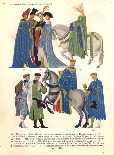Le Moyen Âge Gothique VII