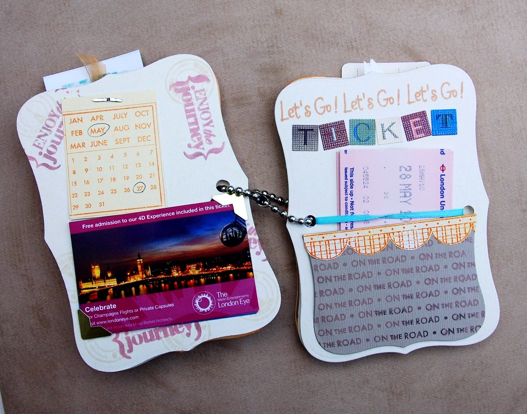 Travel booklet (part 4) | After my trip to London in May 201