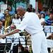 Concierto de la banda de música de la Escuela Naval Militar
