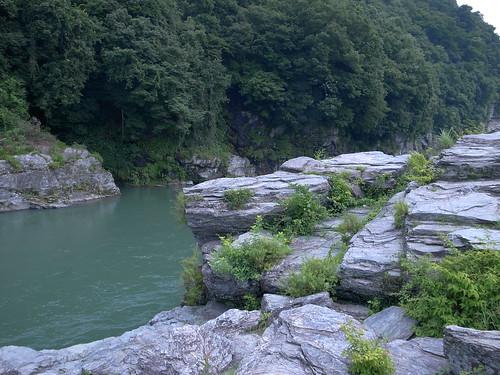 長瀞(陣見山〜円良田湖〜岩畳)