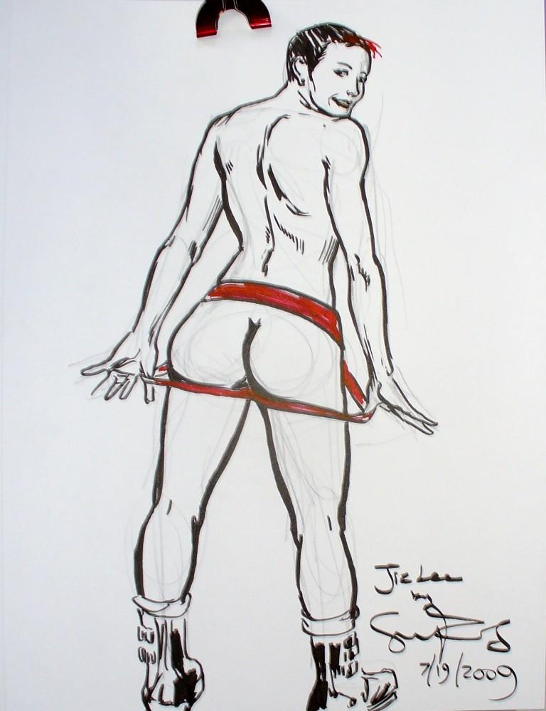 nude pornstar
