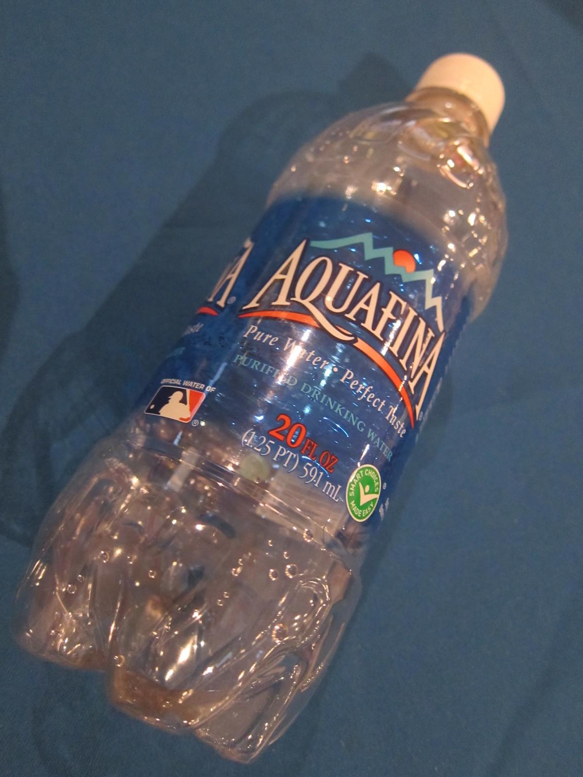 Aquafina Water Bottle