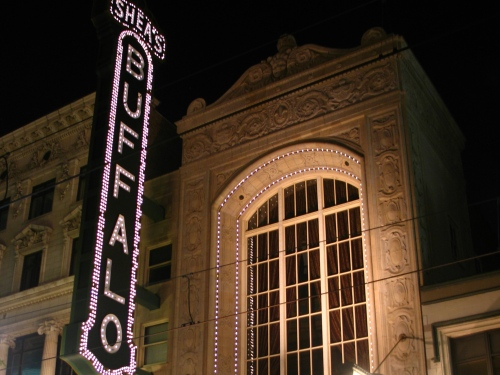 Theater in Downtown Buffalo | by @andrewghayes
