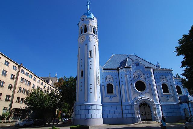 The Blue Church, Bratislava