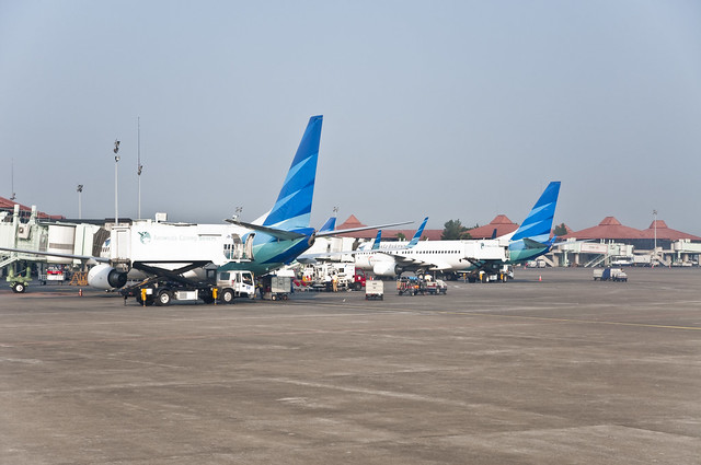 New Liveries of Garuda Indonesia